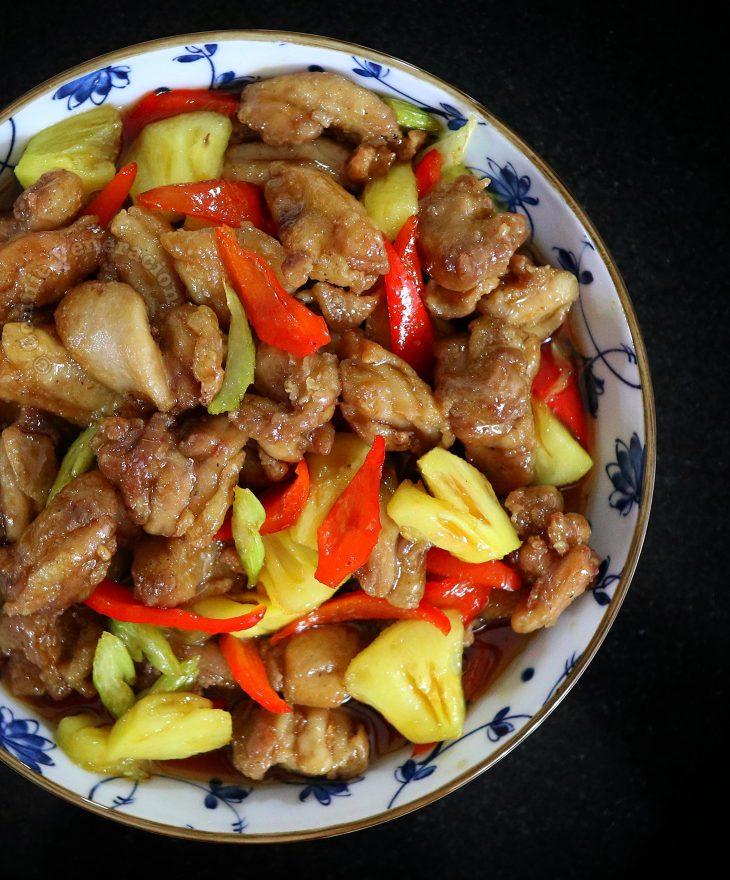 Sweet Sour Chicken Recipe