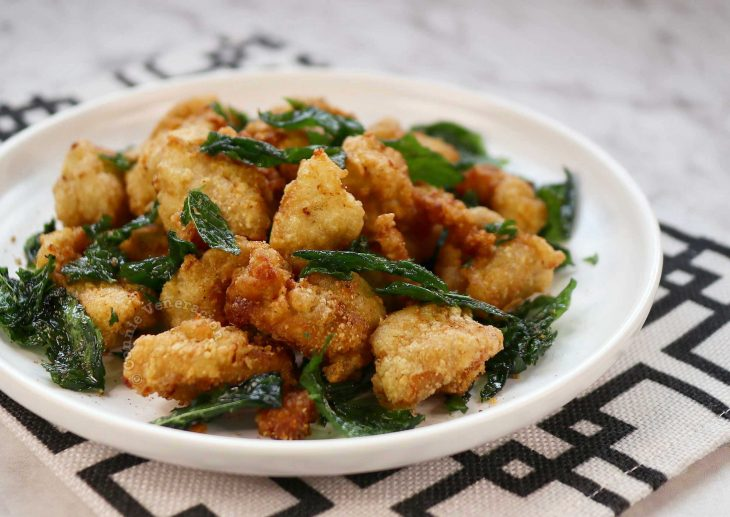 How to Cook Taiwanese Popcorn Chicken