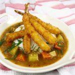 Ebi Furai (Shrimp Fry) Curry Recipe