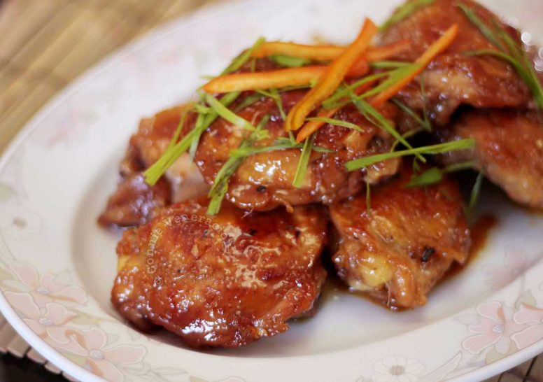 Honey Ginger Lime Chicken Recipe