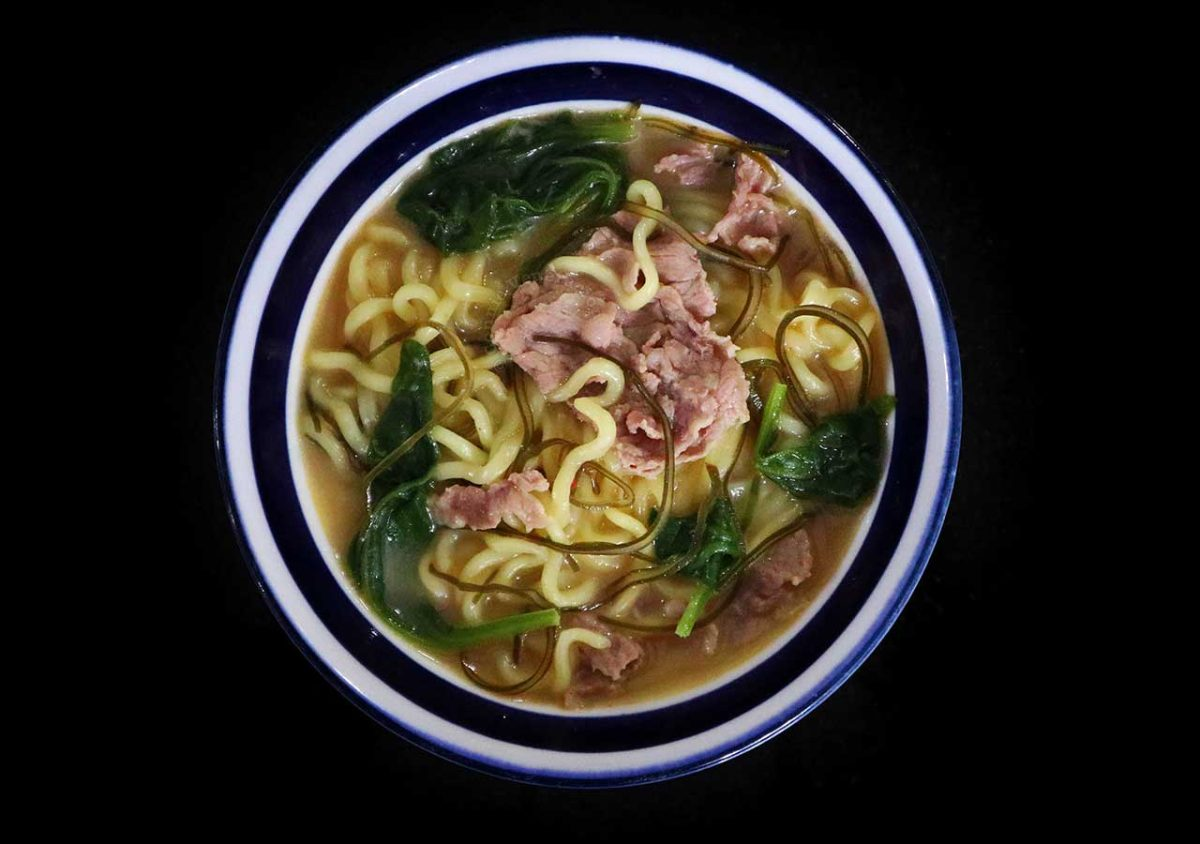 How to Make Instant Miso Ramen