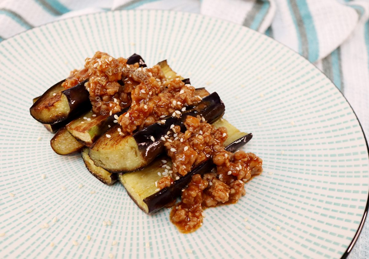 How to Cook 10-minute Chili Garlic Eggplant