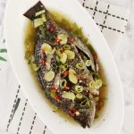 Steamed Whole Tilapia Recipe