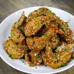 Five-spice Fried Chicken Wings