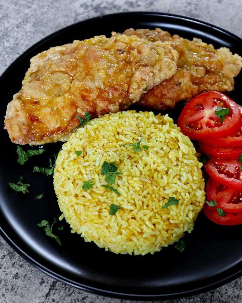 Java rice, a Filipino fried rice